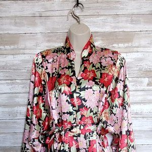 Vintage 70s era Christian Dior Dress - Floral